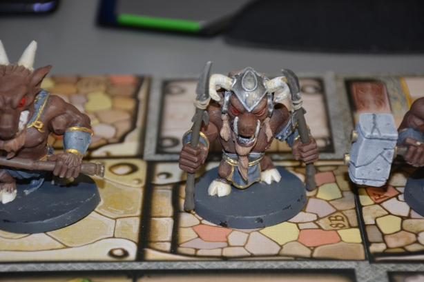 Arcadia Quest (AQ) Spear Beastman