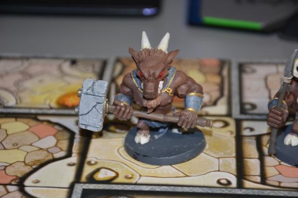 Arcadia Quest Hammer Beastman