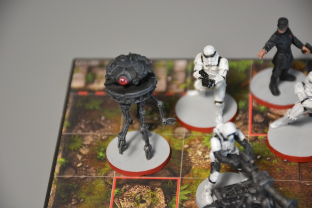 Star Wars Imperial Assault (SWIA) DROID