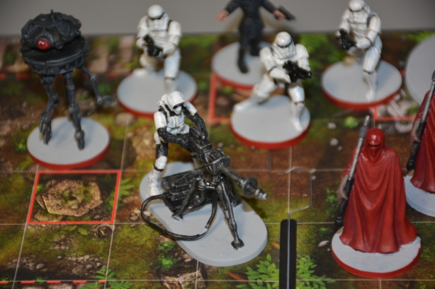Star Wars Imperial Assault (SWIA) E-WEB GUNNER