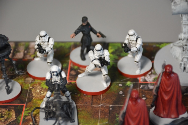 Star Wars Imperial Assault (SWIA) STORMTROOPERS & OFFICERS